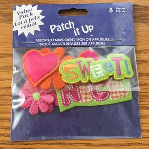 Other - Little girls patches